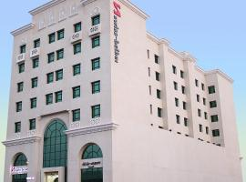 Swiss-Belinn Doha, hotel near Qatar International Exhibition Center, Doha