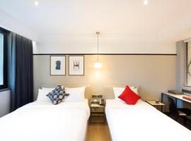 Brown Dot Hotel Jinju