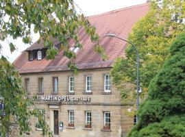 Hotel-Gasthof Opel, hotel near Bayreuth New Palace, Heinersreuth