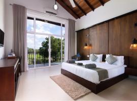 Subaseth Villa, hotel v destinaci Anuradhápura