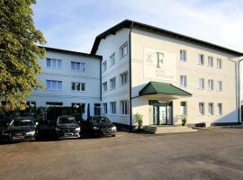 F Hotel, Hotel in der Nähe vom Flughafen Linz - LNZ,