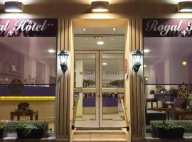 Royal Hotel Versailles, отель в Версале