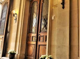Les chambres de l'Abbaye, hotel near Memorial of Caen, Caen