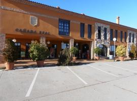 Hotel Cañada Real, hotel in Villalpando