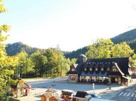 Zajazd Górski Kuźnice – hotel w pobliżu miejsca Kolej linowa na Kasprowy Wierch w Zakopanem