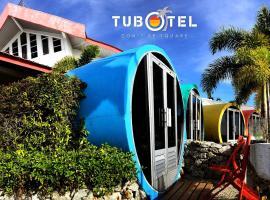 Tubotel, hostel in Pantai Cenang