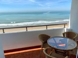 El Mirador de la playa, hotel near Cortadura Fort, Cádiz