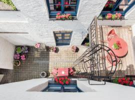 Ganda Rooms & Suites, hotel in Gent