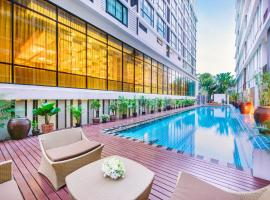 Mida Hotel Ngamwongwan, hotel in Nonthaburi