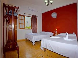 Hostal Casa Independiente Yolydelvis, hotel in Trinidad