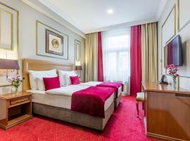 Myo Hotel Caruso, hotel in Prague
