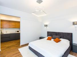 3 Vodna Apartment: Lviv'de bir daire