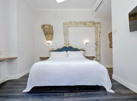 BEHAR'S Luxury Rooms, hotel de lujo en Roma