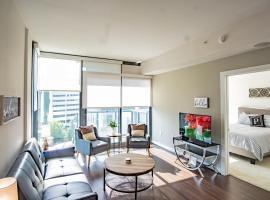 Atlanta Furnished Apartments - Great location in the Heart of the City, vacation rental in Atlanta