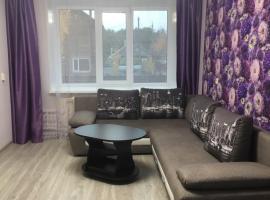 Apartment on Khabarova 7, hotel in Velikiy Ustyug
