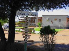 Eden Chalets, hotel in Windhoek