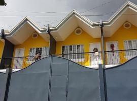 Diodeth's Holiday Apartments, room in Butuan