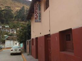 Hotel Sueños del Chuncho, hotel in Yauyos