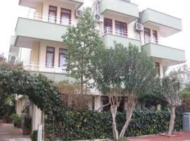 Villa Begumhan, отель в Анталье