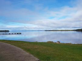 Wild Rivers Escape, hotel in Strahan