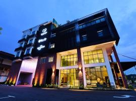 Sojourn Guest House Ipoh,怡保的飯店
