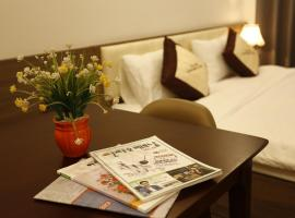V Apartment & hotel, hotel near Cat Bi International Airport - HPH,
