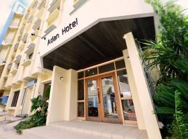Adan hotel, serviced apartment in Nago