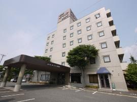 Hotel Route-Inn Court Minami Matsumoto, hotel in Matsumoto