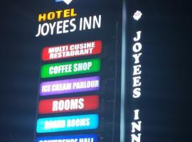 Joyees Inn, accessible hotel in Kottayam