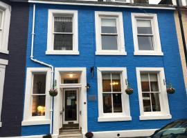 Daviot Guest House, hotel in Ayr