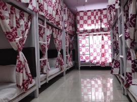 90 Feet Dormitory, hotel near Chhatrapati Shivaji International Airport Mumbai - BOM, Mumbai