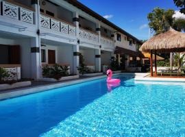 Alisa Garden Boutique Hotel, hotel in Panglao Island