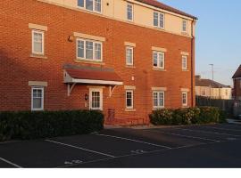 Appleby Darlington - Modern 2 Bed Apartment nr Station, hotel in Darlington