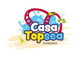Casa Topsea, casa o chalet en De Panne