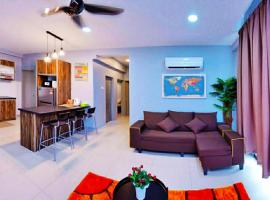 The Yeop Ipoh Homestay Apartment, apartment in Ipoh