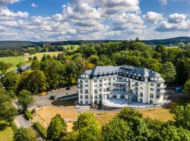 Parkhotel Hachenburg, Hotel in Hachenburg