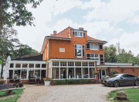 Hotel & Restaurant Wildthout, hotel dicht bij: Attractiepark Slagharen, Ommen