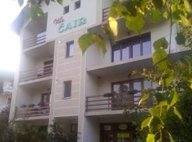 Vila Čair, hotel u gradu 'Soko Banja'