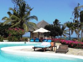 Kipepeo House - Harbour Key Cottages, resort village in Malindi