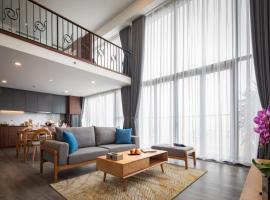 PentStudio West Lake Hanoi, apartment in Hanoi