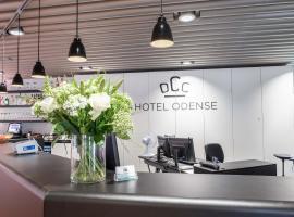 Hotel Odense, hotel i nærheden af Odense Banegård, Odense
