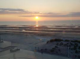 7th Heaven Seaview, apartment in De Panne