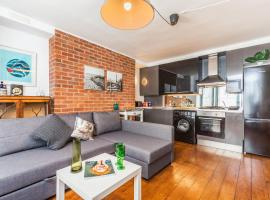 Nightingale by The Sea, apartment in Portsmouth