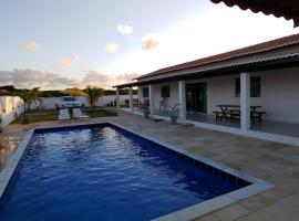 Casa Praia Recanto das Marias, hotel with pools in Touros