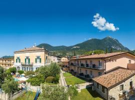 Hotel Antico Monastero Suite, hotel in Toscolano Maderno