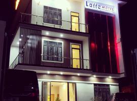 Latte Motel, khách sạn ở Ðồng Hới