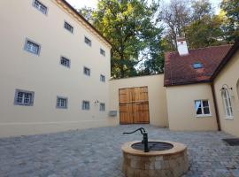 Stadthotel - Das alte Gefängnis, Hotel in der Nähe von: LOKschuppen Simbach am Inn, Braunau am Inn