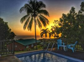 Paradis Tropical appart'hotel, hotel a Basse-Terre