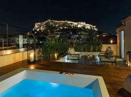 A77 Suites by Andronis, hotel in Athens