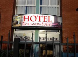 avellaneda suites, hotel in Río Gallegos